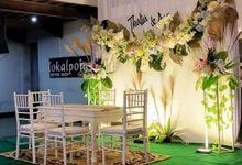 Akad Nikah Thalia & Aas by ARL Decoration