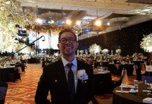 Mr. Andrew Tanardi From Jayapura Papua by Ventlee Groom Centre