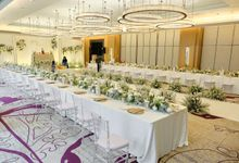 ACR Jakarta X Petal Flair Decoration by acrylicchairs.rent