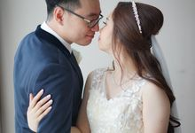 Wedding Of Ricky & Lupita by Elina Wang Bridal