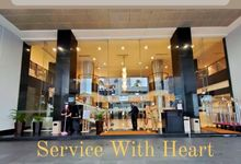 Service With Heart by Orchardz Hotel Industri