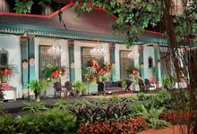 Pendopo Dalem Agung by Suryo Decor