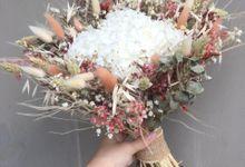 The Wedding of Deborah - Kelvin by Blooming Faith
