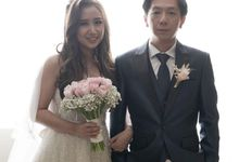 The Wedding of Jeffrey - Jelly by Blooming Faith