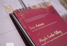 Invitation Mix Calendar - SONI & MEYSKE by Jogja Wedding Net