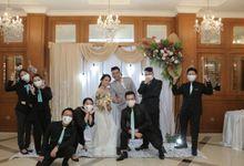 Wedding of Herlaga & Valeria by SC Wedding Organizer