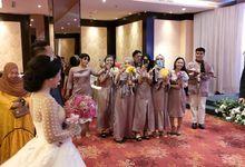 Wedding AGUS & PUTRI ( 14 - 2 - 2021 ) by Orchardz Hotel Jayakarta