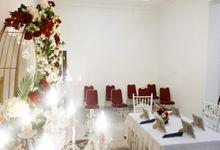 Backdrop Akad Nikah by K.A.M.U decoration