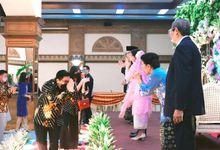 Wedding Of Karenita & Adi by Sonokembang Catering