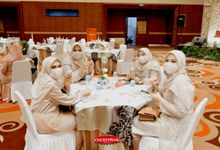 Wedding Of Mervi & Imam by Sonokembang Catering