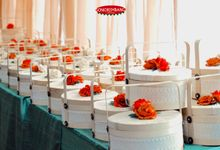 The Wedding Take Away Of Hera & Alfian by Sonokembang Catering