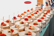 The Wedding Take Away Of Hera & Alfian by Sonokembang Catering