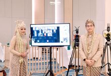 The Wedding of Elma & Hanif by acg stream