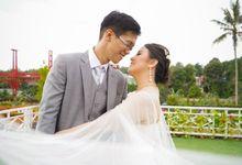 Prewedding A&M by eternity photoworks