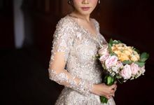 The Wedding Of Vidya & Rizki by Beblooms Wedding