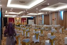 Wedding 300 pax- 20 February 2021 by Hotel Santika Mega City Bekasi