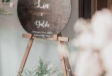 Engagement Lia & Galih by Flowerdecor70