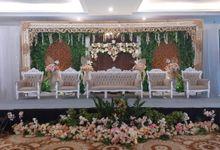 Wedding 300 Pax - 27 February 2021 by Hotel Santika Mega City Bekasi