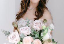 14 Feb 2021 Ivan ❤ Jessica by Bridget Wedding Planner