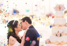 Wedding Of Ardy & Jennefer by Elina Wang Bridal
