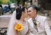 the wedding puspa & ishak by Point One Wedding Organizer
