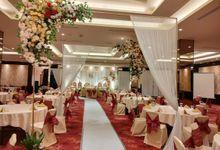 WEDDING SAMUEL & PRICILLA ( 6 MARET 2021) by Orchardz Hotel Jayakarta