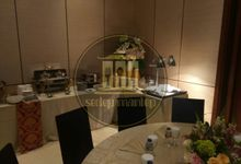 Catering Service Set Table by Sedep Mantep Catering