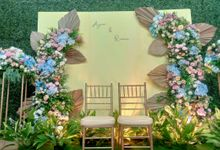 Engagement Ayu & Rian by Flowerdecor70