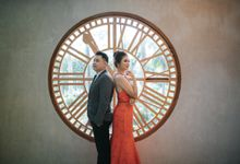 David & Eigy Prewedding Session by Elina Wang Bridal