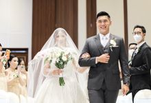The Wedding Of Hadi & Maria by SIMPLY BEST TAILOR