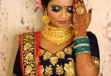 Bridal Makeup Artist by Urvashi Makeup Studio