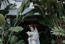 Wedding Of Andhika & Shrren by Arthaniaxpink