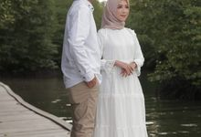 Pre-wedding Photoshoot of Dhea and Dery by Ruby Photo Cinema