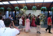 Wedding Intimate Reception Tommy&Meike by DJ Perpi