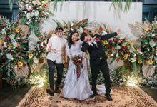 Intimate Wedding Tommy&Meike by DJ Perpi