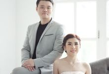 Louis & Alvinie Prewedding Session by Elina Wang Bridal