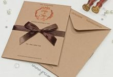 Wedding Invitation Of Peter Stefie by Prima Card