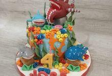 Birthday Cake by Barley Cakes