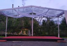 Wedding Decoration Tent by Pine And Willow Design Official