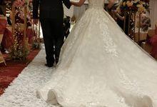 WEDDING ALBERT & SENDY (22-5-2021) by Orchardz Hotel Jayakarta