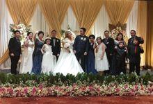 WEDDING RUDI & CALLISA (6-6-2021) by Orchardz Hotel Jayakarta