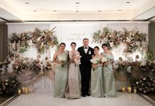 Christanty Bridesmaids by AnnKelly Official