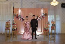 Tingjing Clarien & Theo by Levios design