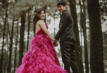 Pre-wedding sessions by D BRIDE