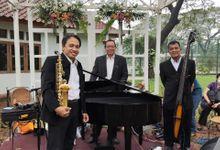 Trio Jazzy by David Hartono and Friends
