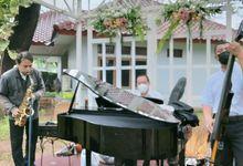 Wedding Almira And Rizki by David Hartono and Friends