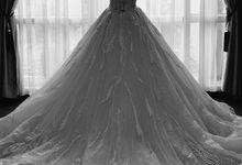 Wedding Of Jimmy & Wenny by Elina Wang Bridal