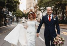 Happy wedding to Dewi & David by D BRIDE