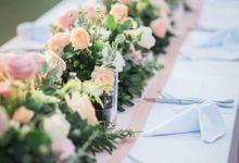 Intimate Wedding of Erny & Robert - June 5th, 2021 by Anantara Seminyak Bali Resort