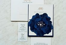 Wedding Invitation Of Andrew Cindy by Prima Card